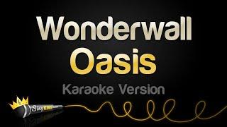 Oasis   Wonderwall (Karaoke Version)