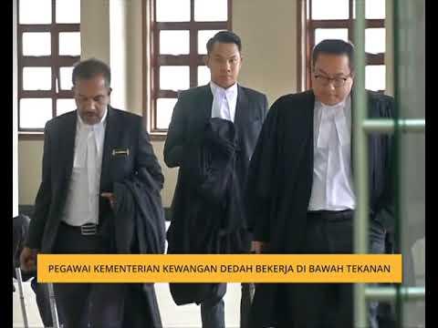 Kes SRC: Pegawai Kementerian Kewangan dedah bekerja di bawah tekanan
