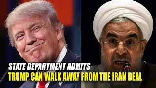 BREAKING France Macron agrees with TRUMP establish New Iran NUCLEAR deal April 24 2018 News