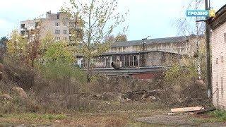 Здания-призраки в Гродно