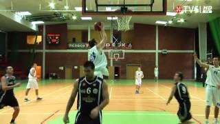 preview picture of video 'Mecz koszykówki Basket Junior Suchy Las - KS Księżak Łowicz'