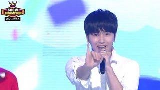 A-Prince - Hello, 에이프린스 - 헬로, Show champion 20130220