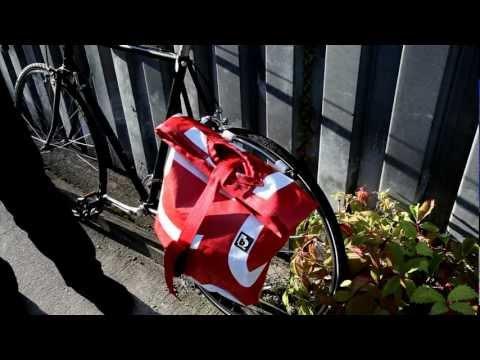 urbix - Gepäcktaschenhalter - Gepäckträger für Radpuristen