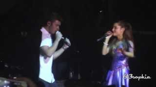 Almost is Never Enough - Ariana Grande & Nathan Sykes LIVE in TORONTO