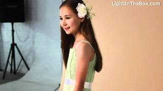 Childrens Bridesmaid Dresses From LightInTheBox