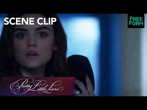 Pretty Little Liars | Season 7, Episode 15: Aria Gets the A.D Hood | Freeform