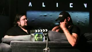Alien (1979) movie review by Armchair Directors