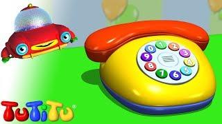 TuTiTu Leksaker | Telefon