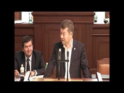 Tomio Okamura: Globální pakt OSN