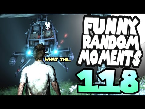 Dead by Daylight funny random moments montage 118