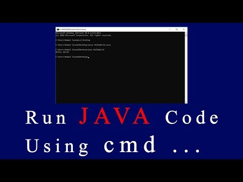 Download How To Execute Java Program Using Command Prompt Video 3GP