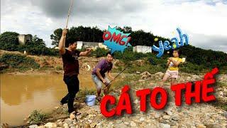 KST Thất Nghiệp - Lang Thang KonTum câu cá kiếm ăn cùng Mod Long