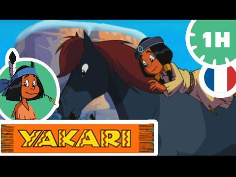 YAKARI   nouvelles aventures   dessin animé HD 