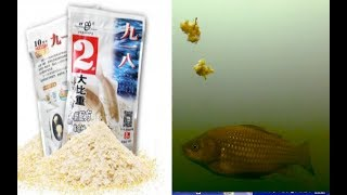 Китайское тесто рыбалка