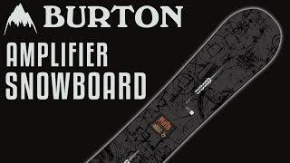 2018 Burton Amplifier Snowboard - Review - The-House.com