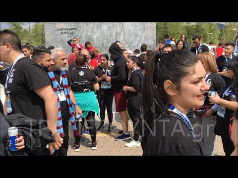 «Μακεδονία ξακουστή» τραγουδάει η 100 Running Team της ΠΟΕ