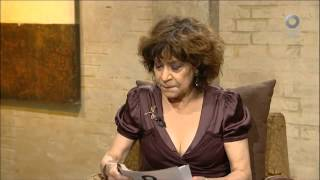 Conversando con Cristina Pacheco - Gabriel Macotela