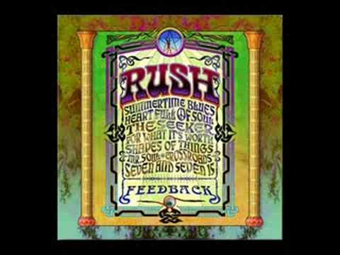 Summertime Blues performed by Rush
