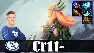 Crit - Windranger Offlane | Dota 2 Pro MMR Gameplay