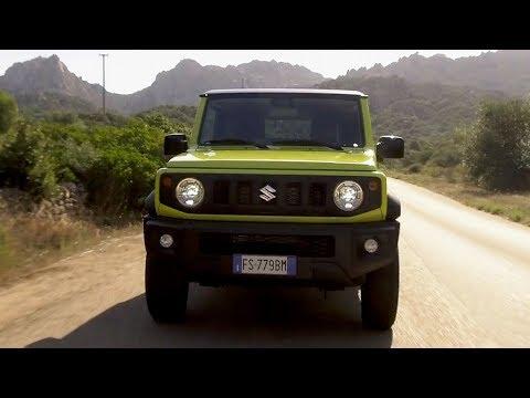 Suzuki  Jimny Внедорожник класса J - рекламное видео 3