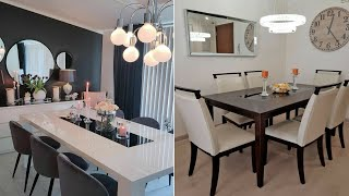 Top 100 Modern Dining Tables Designs - Dining Room Decorating Ideas 2020