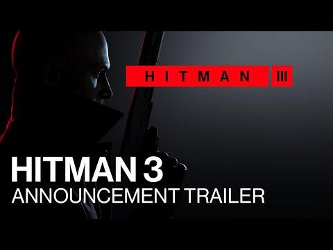 Trailer d'annonce de Hitman III