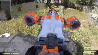 CSGO Real Life Part 2 - Nerf Competitive