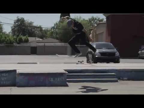 Endurance Skateboards: Daniel Yeager Full Part 2014!