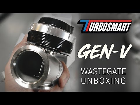 Gen-V Wastegate Unboxing