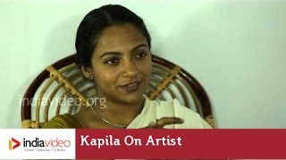 Kapila Venu on Artist and Audience