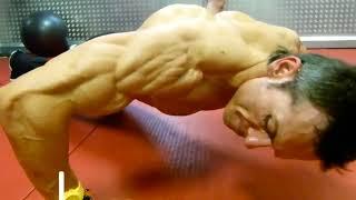 The Lowest Bodyfat Ever In A Human Being   Helmut Strebl  2% Bodyfat