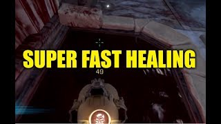 Gambar cover Super fast Healing with Blood Pool
