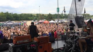 "Neck Deep ""Silver Lining"" Live Warped Tour"