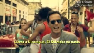 Gente De Zona   La Gozadera ft  Marc Anthony  Con Letra