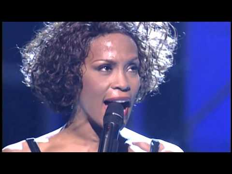 Whitney Houston live 'I will always love you' HD VIDEO