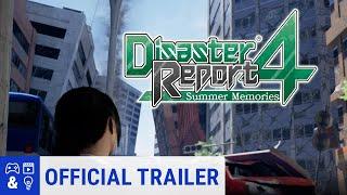videó Disaster Report 4: Summer Memories