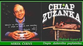 292/ MIREK ČERNÝ - Dopis daňového poplatníka
