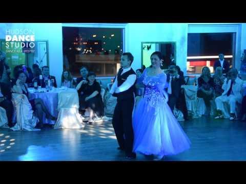 Monica & Artem / Spring Gala 2017 / Foxtrot