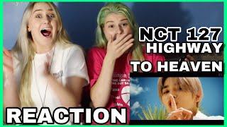 NCT 127 Highway To Heaven (English Ver.) MV REACTION!!