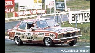 1972 Bathurst 500, Peter Brock final lap
