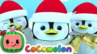 Jingle Bells | Cocomelon (ABCkidTV) Nursery Rhymes & Kids Songs