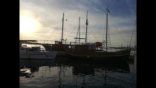 Рыбалка с берега в хорватии