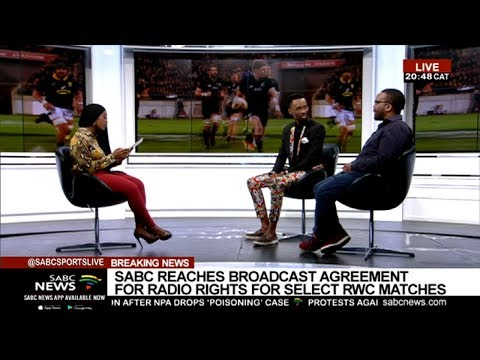 RWC 2019 Preview | Springboks vs New Zealand match