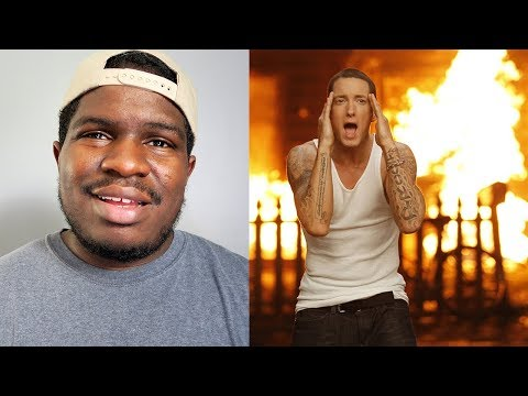 FIRST TIME Hearing Eminem - Love The Way You Lie ft. Rihanna | REACTION