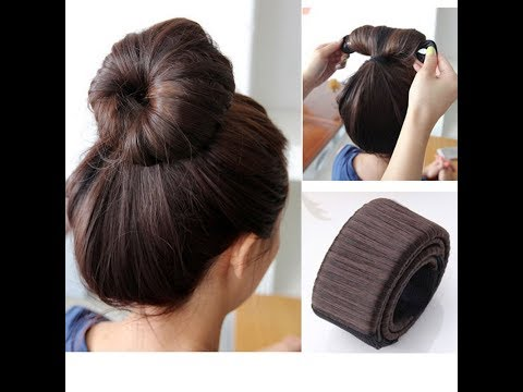 2-Pack French Twist Bun Makers
