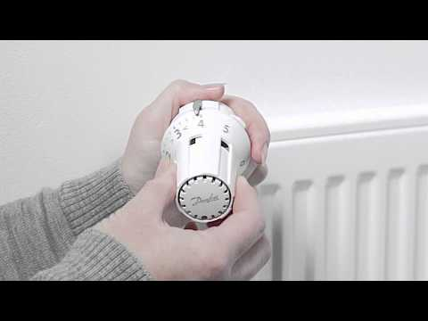 Installation Guide - Danfoss Radiator Thermostat RAW (from snap to snap)