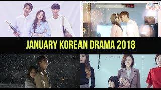 5 Incoming Korean Drama as of January 2018 TRAILER