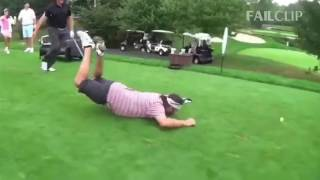 Golf Bloopers