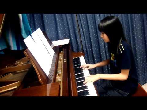 鋼琴譜下載 - 廷廷的鋼琴窩 (五線譜,簡譜) Piano Sheet Music Download 琴譜下載:耶和華祝福滿滿