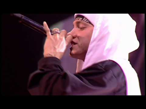 Eminem - Cleanin' Out My Closet & Lose Yourself (Live MTV EMA 2002)